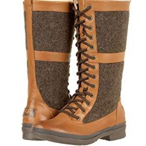 UGG Boots Caramel brown NWT